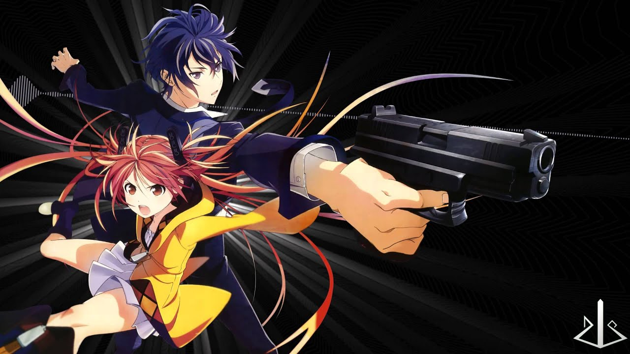 Anime Girl Wallpaper Hd Icon Black Bullet Feat Lollia Dubstep Dj Jo Remix Short