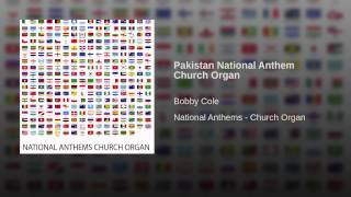 Pakistan National Anthem Church Organ