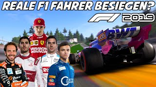 REALE F1 FAHRER BESIEGEN? | F1 2019 Not The Belgian GP vs. Leclerc, Norris, Giovinazzi & Vergne