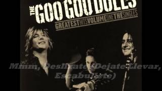 Slide Goo Goo Dolls Subtitulos En Español