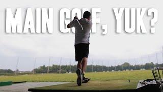 Belajar Main Golf. Seru!