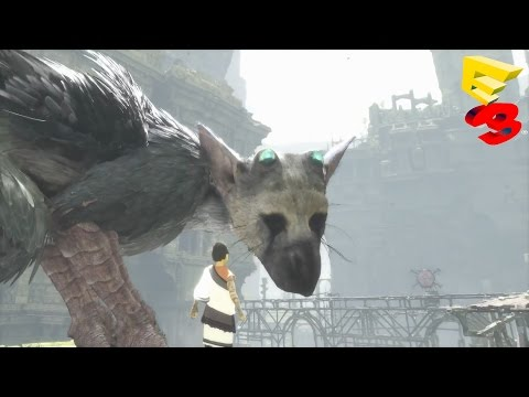 The Last Guardian Gameplay Trailer - E3 2015 - PS4 Exclusive (The Last Guardian)