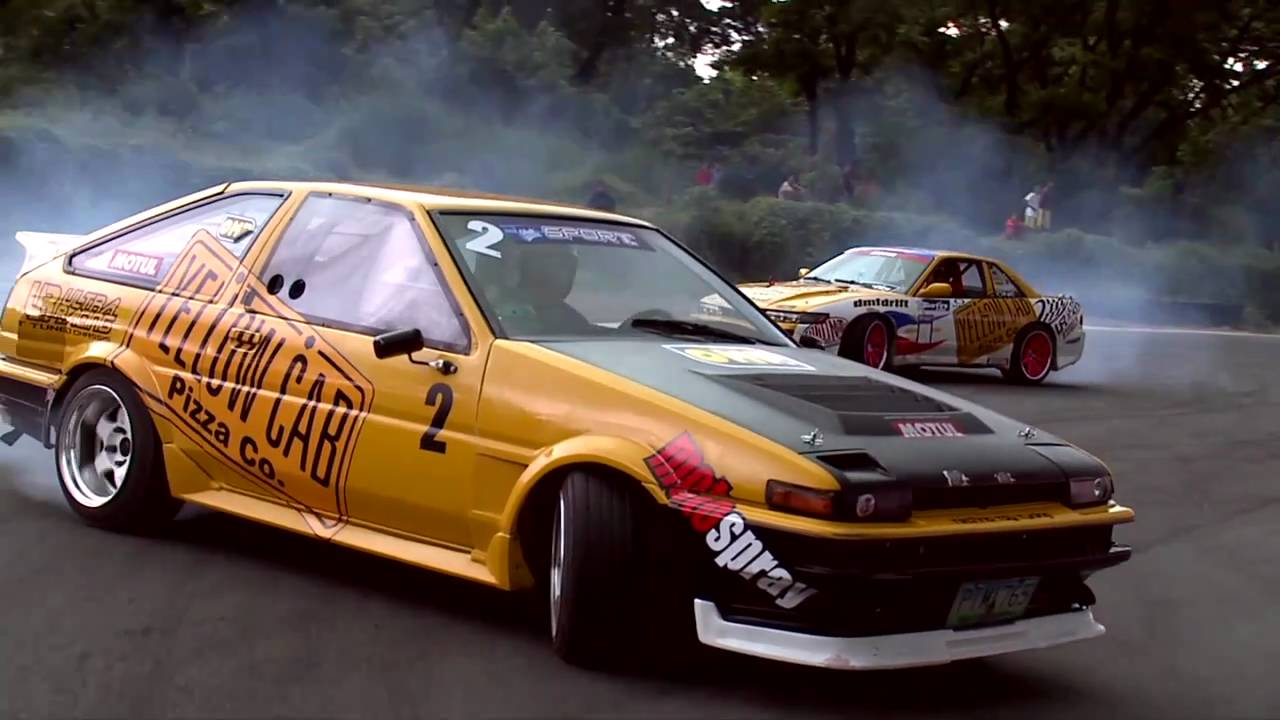 The Art Of Drifting By Wreckless Inc Youtube