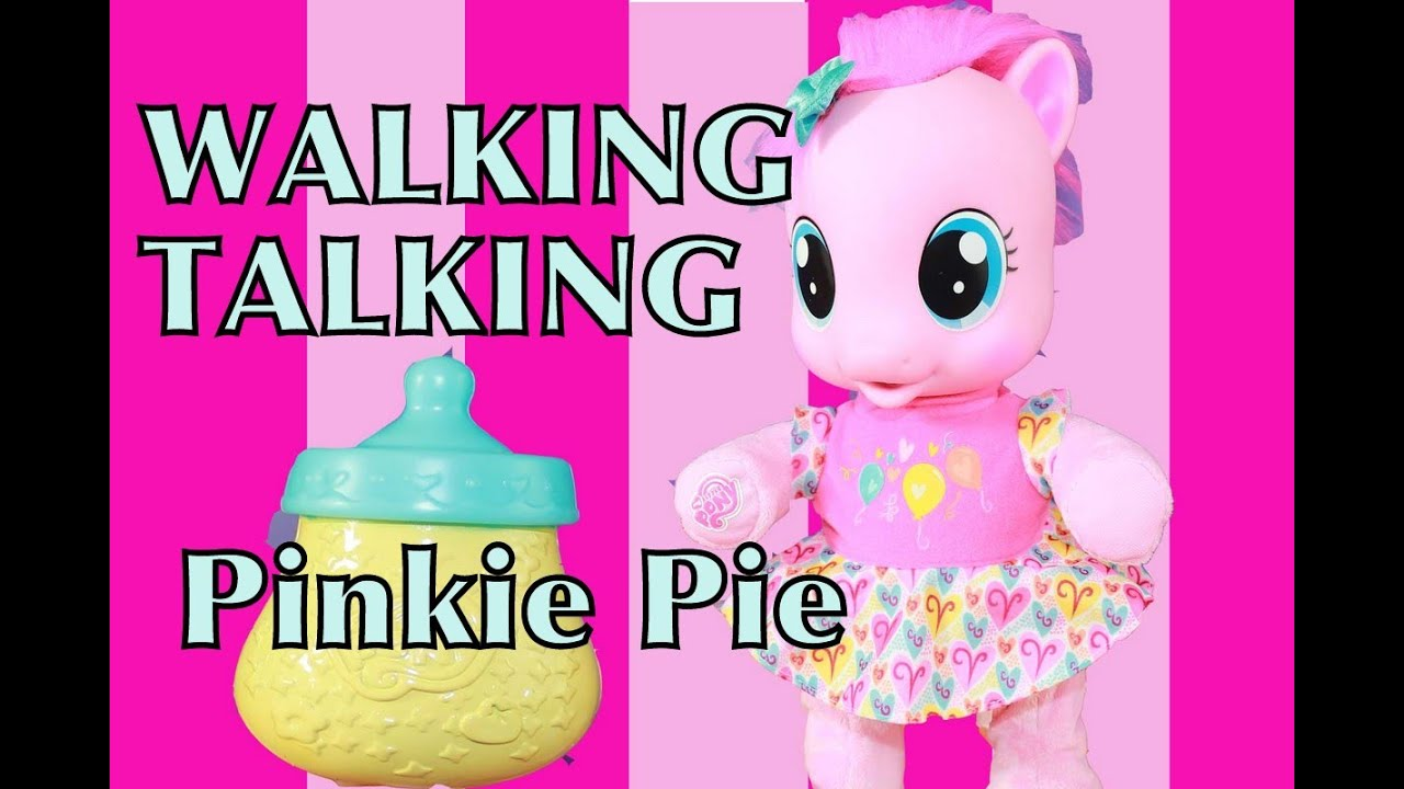 CUTEST EVER BABY MY LITTLE PONY PINKIE PIE + Kinder ...