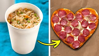 HOMEMADE FAST FOOD IDEAS || Simple Ways To Make Your Food Even Tastier Than Before