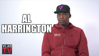 Al Harrington on Being in Same 1998 NBA Draft as Vince Carter, Vince Still Playing (Part 3)