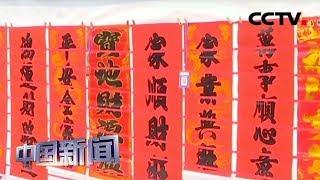 [中国新闻] 备年货 过大年 节前市场供销两旺 | CCTV中文国际