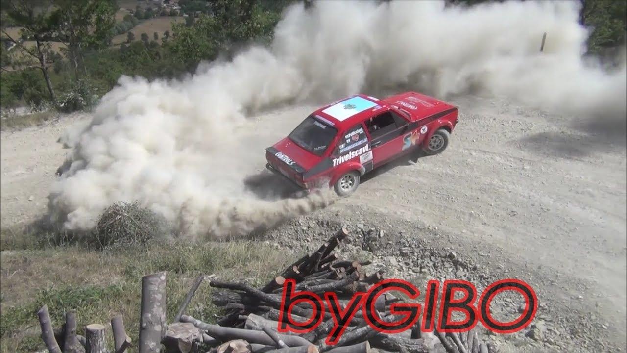 Test Rally del Titano