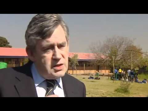 Hilarious, Gordon Brown thinks he is best to head the IMF.mp4
