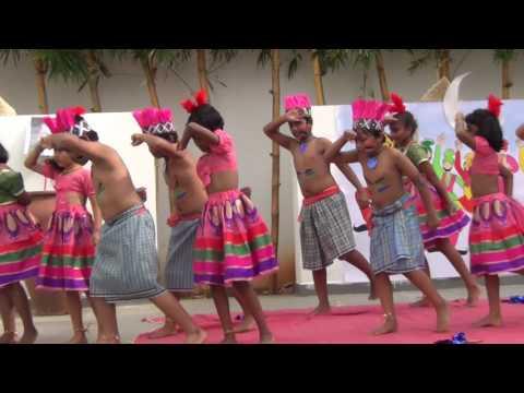 DIBIRI DIBIRI DIBIRI TRIBAL FOLK DANCE