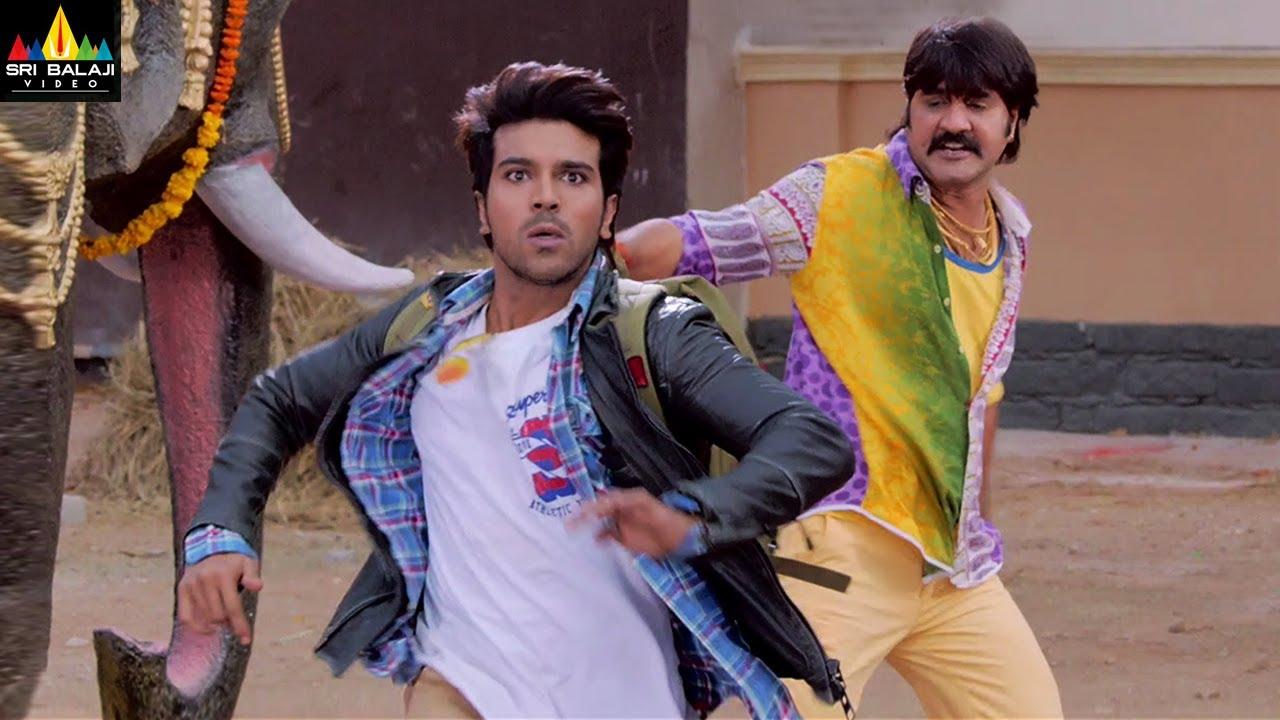Download Govindudu Andarivadele Movie Scenes   Ram Charan Saves Kid   Latest Telugu Scenes @SriBalajiMovies