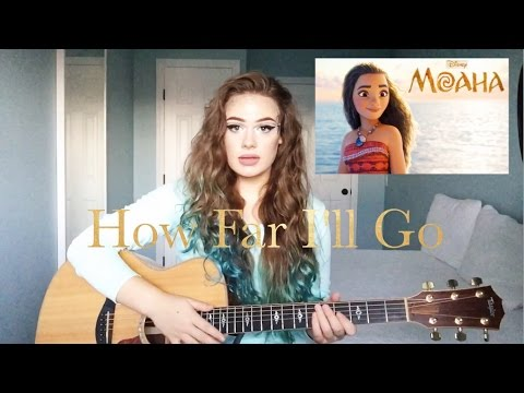 Disney's Moana - How Far I'll Go - Feat....