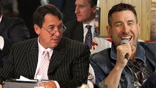 Terry Ryan Tells Biznasty A CRAZY NHL Draft Story About Mike Milbury
