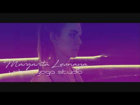 Margarita Lesnaya urban yoga studio commercial