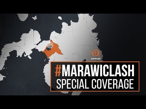 Marawi Clash: Special Coverage