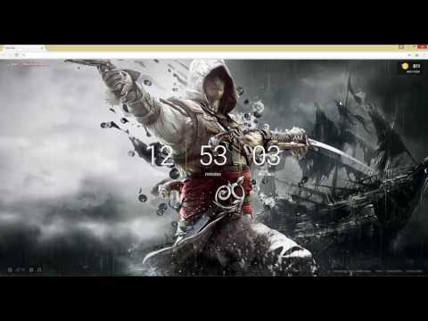 Assasin's Creed Black Flag Live Wallpaper