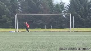 Who from your friends is such a goalkeeper- Football Fails
