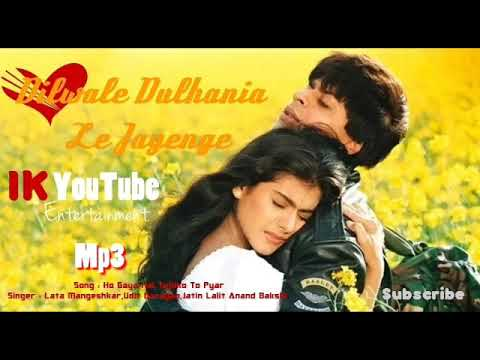Ddlj songs youtube