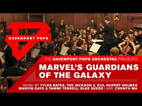 Guardians of the Galaxy Orchestral Medley - DPops