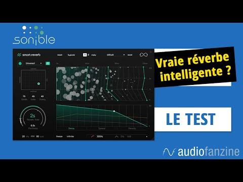 Sonible Smart Reverb : On teste cette nouvelle reverb