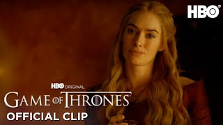 """HBO NOW: Game of Thrones: Mother's Day """"Tyrion and Cersei"""""""