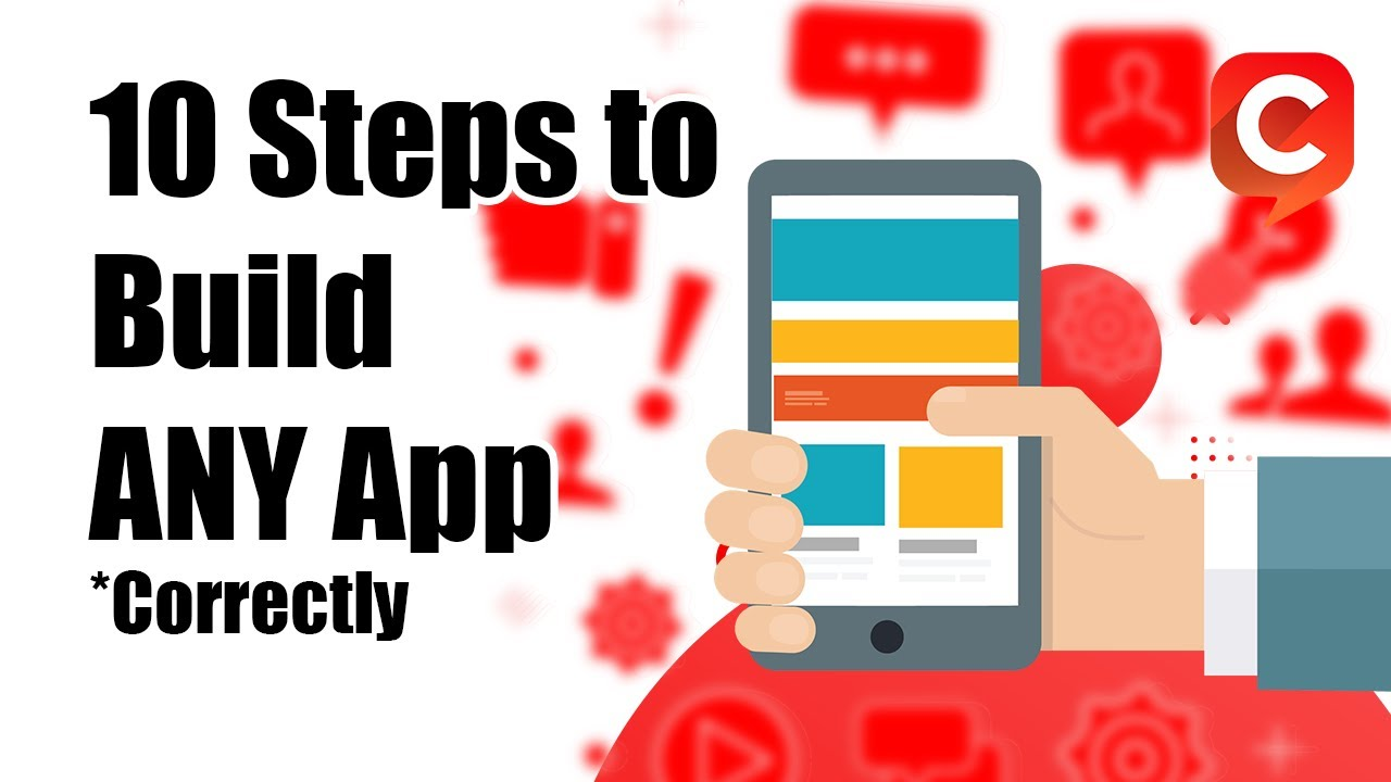How To Create An App in 10 Easy Steps