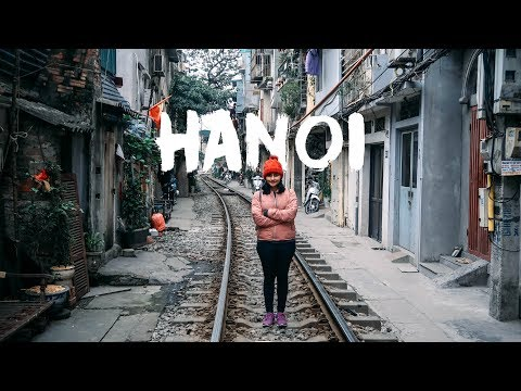EXPLORING HANOI - Vietnam Travel Vlog