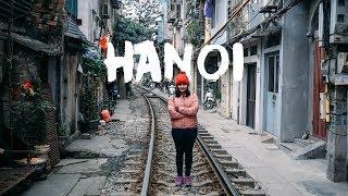 EXPLORING HANOI - Vietnam Travel Vlog