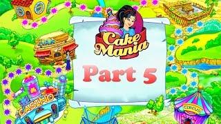 Cake Mania - Gameplay Part 5 (Oct to Nov) Home Kitchen