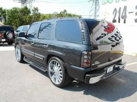 2003 Chevrolet Tahoe Dallas Texas Youtube