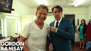 Backstage with Jonathan Ross - Gordon Ramsay