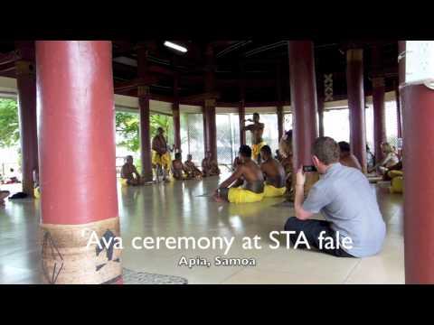 Samoa 50 Years Independence 2012 Malofie Samoa