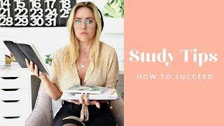 Weird Study Tips For School! | Ashley Nichole