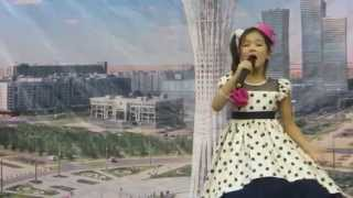 Аделя, 7 лет  с песней