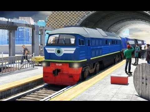 train driving free train games android gameplay hd youtube