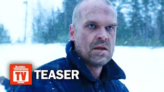 Stranger Things Season 4 'From Russia With Love...' Teaser | Rotten Tomatoes TV