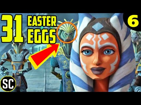 """CLONE WARS 7x06: Every EASTER EGG and Reference in """"Deal No Deal"""""""