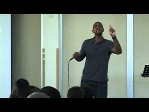 2011-10-19 - Elijah: Characteristics of a Man of God III - Rev. Gregory Brown