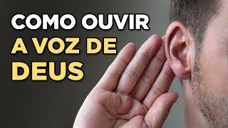 5 FORMAS DE OUVIR A VOZ DE DEUS E SABER QUE DEUS FALOU COMIGO - (Dúvidas do Cristão)