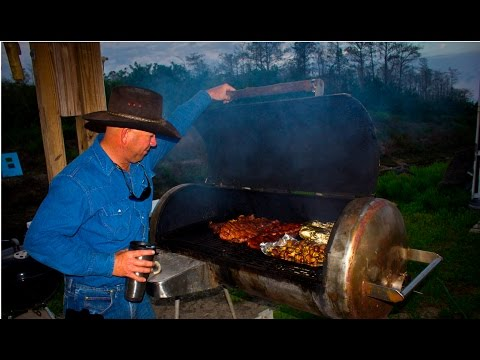 Grilling Ribs and passing down a Winchester Model 67 .22