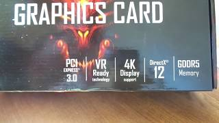 Китайская видеокарта c ALIEXPRESS, Майнинг - тест AMD radeon r9 370(4гб 256 бит) - РАЗВОД)