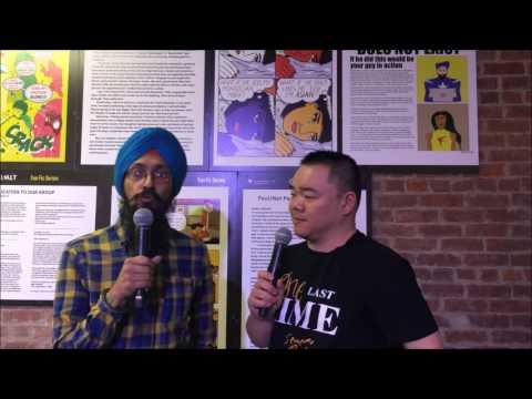 Episode 070: Vishavjit Singh is the Captain America We Deserve