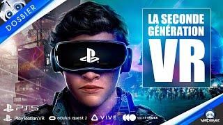 PlayStation VR 2 : Et si le prochain modèle de PSVR 2 était bien différent ?