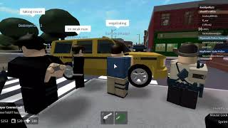 ROBLOX MAYFLOWER HOSTAGE SITUATION.