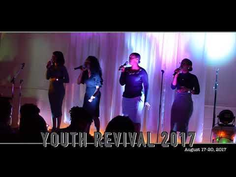 "Eglise de Dieu de Silver Spring. ""YOUTH REVIVAL 2017"". Amen Production"