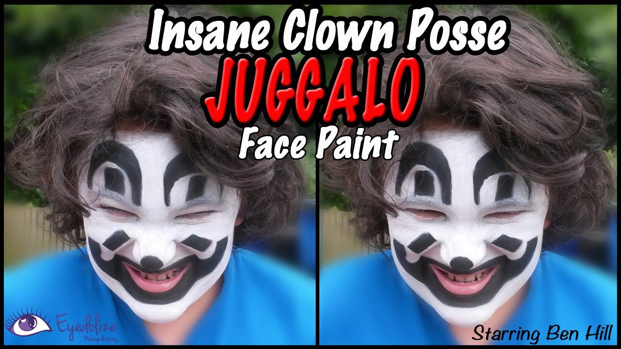 insane clown posse makeup ideas mugeek vidalondon