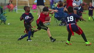 i9 Sports 352: Flag Football Player Highlights- Jacksonville (5/19/18)