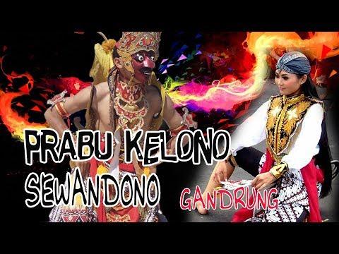 Prabu kelono sewandono gandrung - reog singo krido budoyo