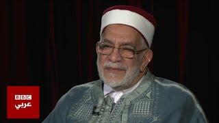 المحامي والسياسي والناشط الإسلامي عبد الفتاح مورو في المشهد