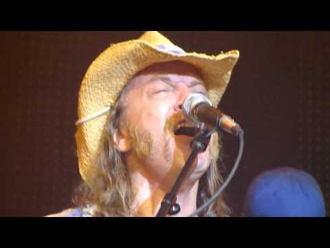 Marshall Tucker Band - featuring Chris Hicks singing Midnight Promises - Rock Legends Cruise 2011